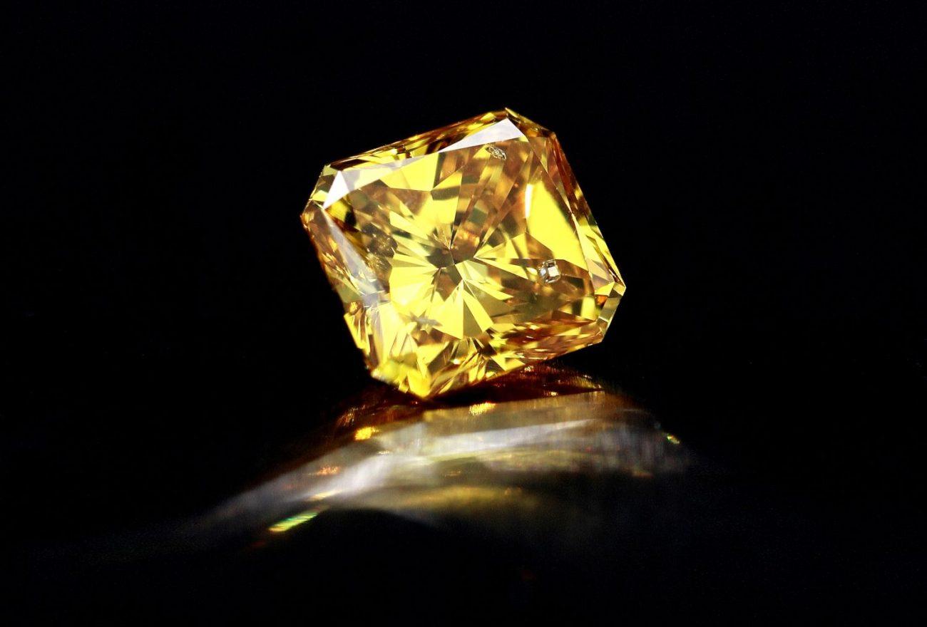 Keltainen timantti Petri Pulliainen